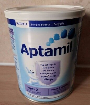 Aptamil Pepti 2 Milk Powder 400g - From 6 month (for cows milk allergy)