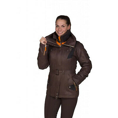 PK Sports Salvador Ladies Warm Belted Jacket