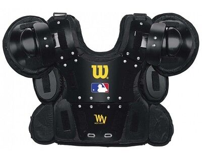 Wilson Pro Gold Baseball Umpire Chest Protector, New, West Vest