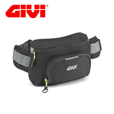 Ea108B Marsupio Borsello Givi Easy Belt Bag Regolabile In Vita Nero