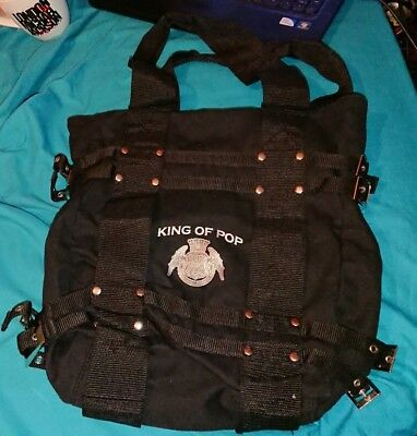 michael jackson official London o2 concert 2009 bag very rare
