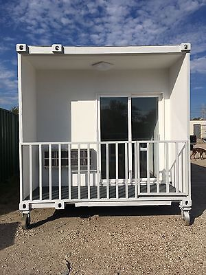 Shipping Container Custom Home Modern Modular MUST SEE ONE OF A KIND CUSTOMIZED!