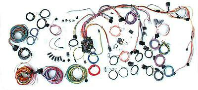 American Auto Wire 1969 Camaro Wire Wiring Harness Kit # 500686
