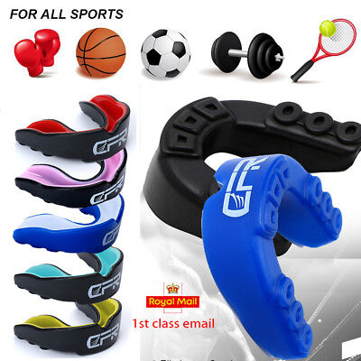CFR Gum Shield Boxing Mouth Protection Mouth Guard MMA For Adult Mens Women HT