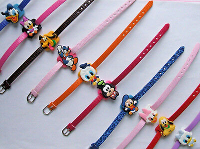 SHOE CHARM BRACELETS (E2) - inspired by CUTE DUCK & DOG CHARACTERS