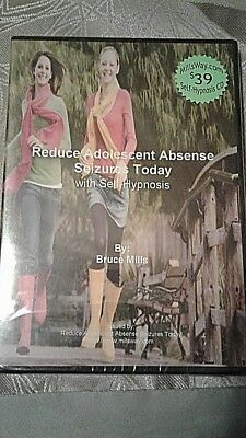Reduce Adolescent Absense Seizures Today - Self Hypnosis CD SRP $39