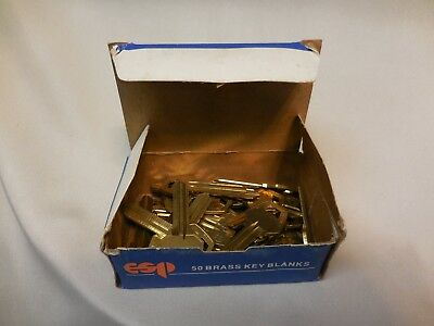 ESP CO95 A1001DH Corbin Locks Key Blanks Box of 25 Blank Keys
