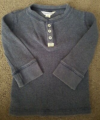 Country Road boys top size 2