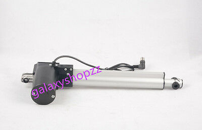 20 inch(500mm) stroke linear actuator max 1320LBS(6000N) 12V DC  5mm/s