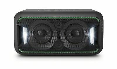 Sony GTK-XB5 Bluetooth Speaker Black FOR PARTS