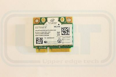 DELL Inspiron 15R-5537 Intel WIFI Card Wireless-N 7260 WiFi 7260HMW Y74H6 0Y74H6