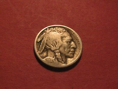 "1914-S ""higher Grade"" Buffalo Nickel Up For Auction (Ungraded - You Decide)"