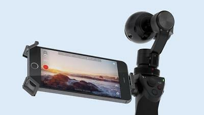 DJI Osmo Mobile 4K UHD 12MP Handheld Gimbal Stabiliser Camera for iPhone Samsung