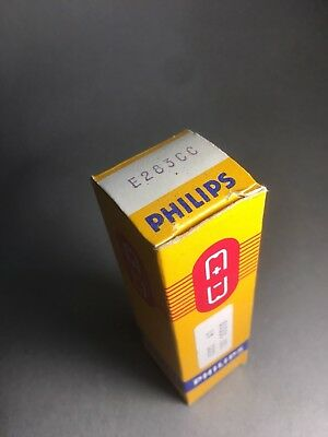 NOS Philips E283CC *SQ* Germany Audio Valve - 1960's Stock  **$1 No Reserve**
