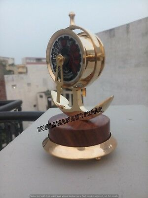 Nautical Solid Brass Handmade Ship Engine Marine Collectible Telegraph Gift Item