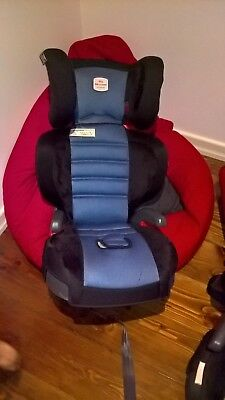 Britax Safe n-Sound Hi-Liner Sg Child Car booster seat, Blue