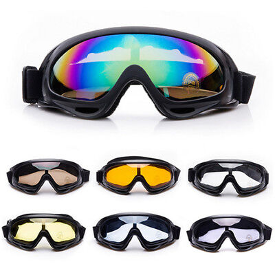 Impact Proof Protective Goggle Anti-Scratch Mist Fog Safety Glasses Work Eyewear