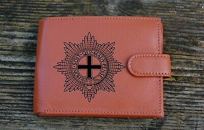 Coldstream Guards Men 'Genuine leather wallet complete with Gift Box