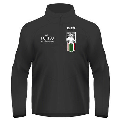 South Sydney Rabbitohs 2018 NRL Mens Wet Weather Jacket BNWT Rugby League