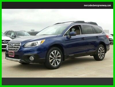 2015 Subaru Outback 2.5i Limited 2015 2.5i Limited Used 2.5L H4 16V Automatic All Wheel Drive SUV Moonroof LCD