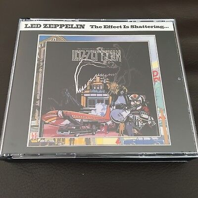 LED ZEPPELIN - THE EFFECT IS SHATTERING... (3CD) EMPRESS VALLEY - Brand New