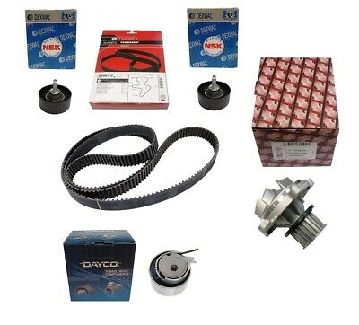 Complete Timing Kit W/Water  Pump - Chrysler Voyager 2001-2007 2.5Crd & 2.8Crd