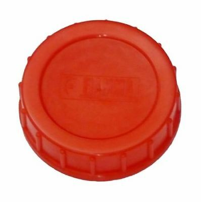 Fiamma Replacement Large Red Cap for Bipot 34 39 Portable Toilet 98659-010