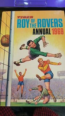 Roy of the Rovers 1969 annual