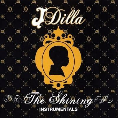 J DILLA ‎– THE SHINING INSTRUMENTALS 2x VINYL LP (NEW/SEALED) BBE
