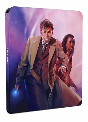 Doctor Who: The Complete Third Series (Limited Edition Steelbook) [Blu-ray]