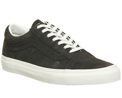 MENS VANS OLD Skool Trainers BLANC LICORICE Trainers Shoes - EUR 40 ... d20faef040a