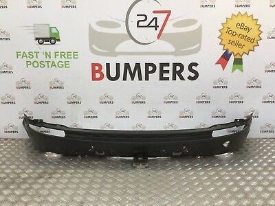 2014 -On Genuine Land Rover Discovery Sport Rear Bumper Bottom Lower Part