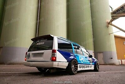 VOLVO 740 745 Fender flares JDM wide body kit Volvo Arch Extensions 3 5