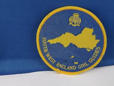 Girl Guides International South West England Patch Collector Badge