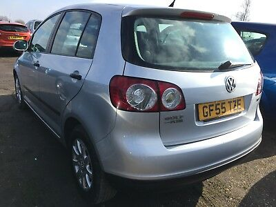 55 Volkswagen Golf Plus 1.9 Tdi 105 Se 5 Services, 1 F/owner Very Clean Car!!!