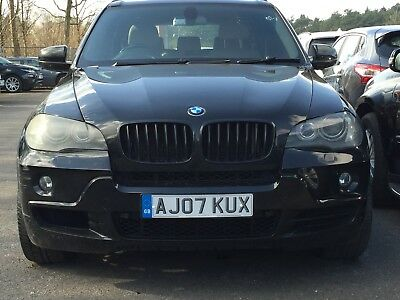 07 Bmw X5 4.8 Se Auto, Climate, Widescreen Sat Nav, H/seats, Privacy Glass 20""