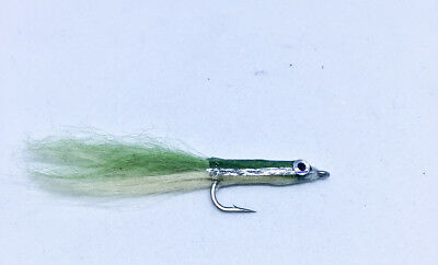 5 Saltwater Fly Fishing Flies  COWEN'S ALBIE ANCHOVY