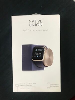 *NEW* Native Union Dock for Apple Watch