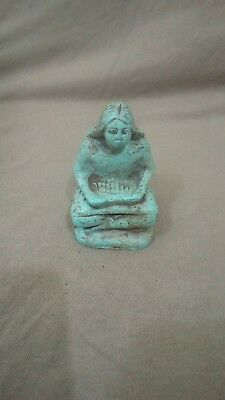 egyptian antiques Ancient Egyptian writer
