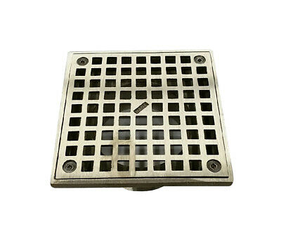 Wade G5-1 Type G Square Top Strainer with Square Openings