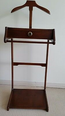 Classic Wooden Valet Stand
