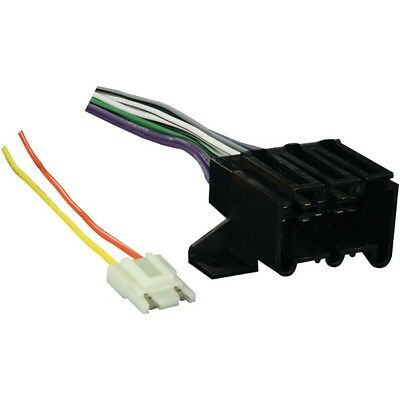 NEW! Metra 70-1677-1 Radio Wiring Harness for GM 73-90