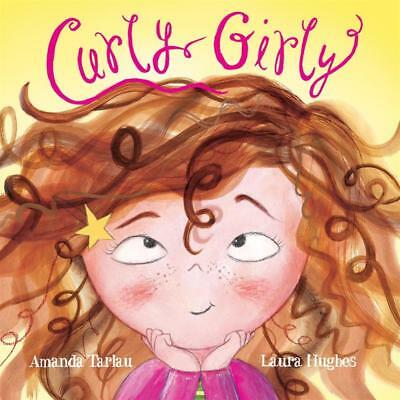 NEW Curly Girly By Amanda Tarlau Paperback Free Shipping