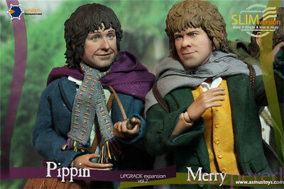 In Stock The Lord Of The Ring – Merry Pippin Slim Version 1/6 Hot Figure Toys