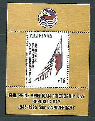 Philippines - Hojas Yvert 114 Mnh Flags