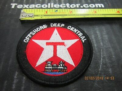 Texaco Patch # 801 Offshore Deep Central