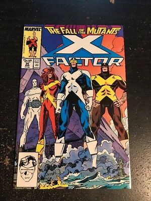 X-factor#26 Incredible Condition 9.0(1988) 1st New Suits , Apocalypse!!