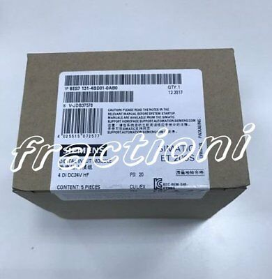 Siemens PLC 6ES7 131-4BD01-0AB0, New Factory Sealed, 1-Year Warranty !