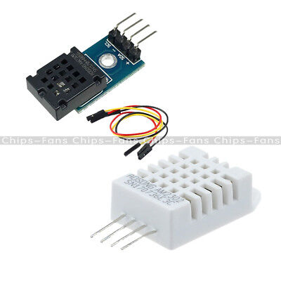 DHT12/AM2320 DHT22/AM2302 Digital Temperature and Humidity Sensor Module
