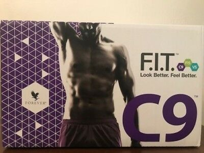 Forever Living Clean 9 C9 Vanilla -FREE NEXT DAY DELIVERY